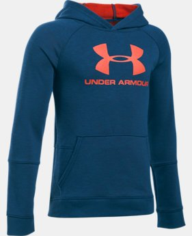 Boys' UA Sportstyle Hoodie  1 Color $23.99 to $25.49