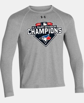 Men's Toronto Blue Jays AL East Champions Long Sleeve T-Shirt