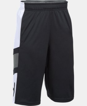 Boys' UA Step Back Shorts  4 Colors $20.99 to $22.99
