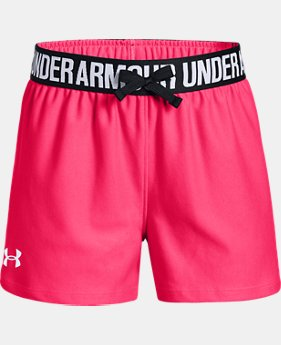 Best Seller Girls' UA Play Up Shorts  1 Color $19.99