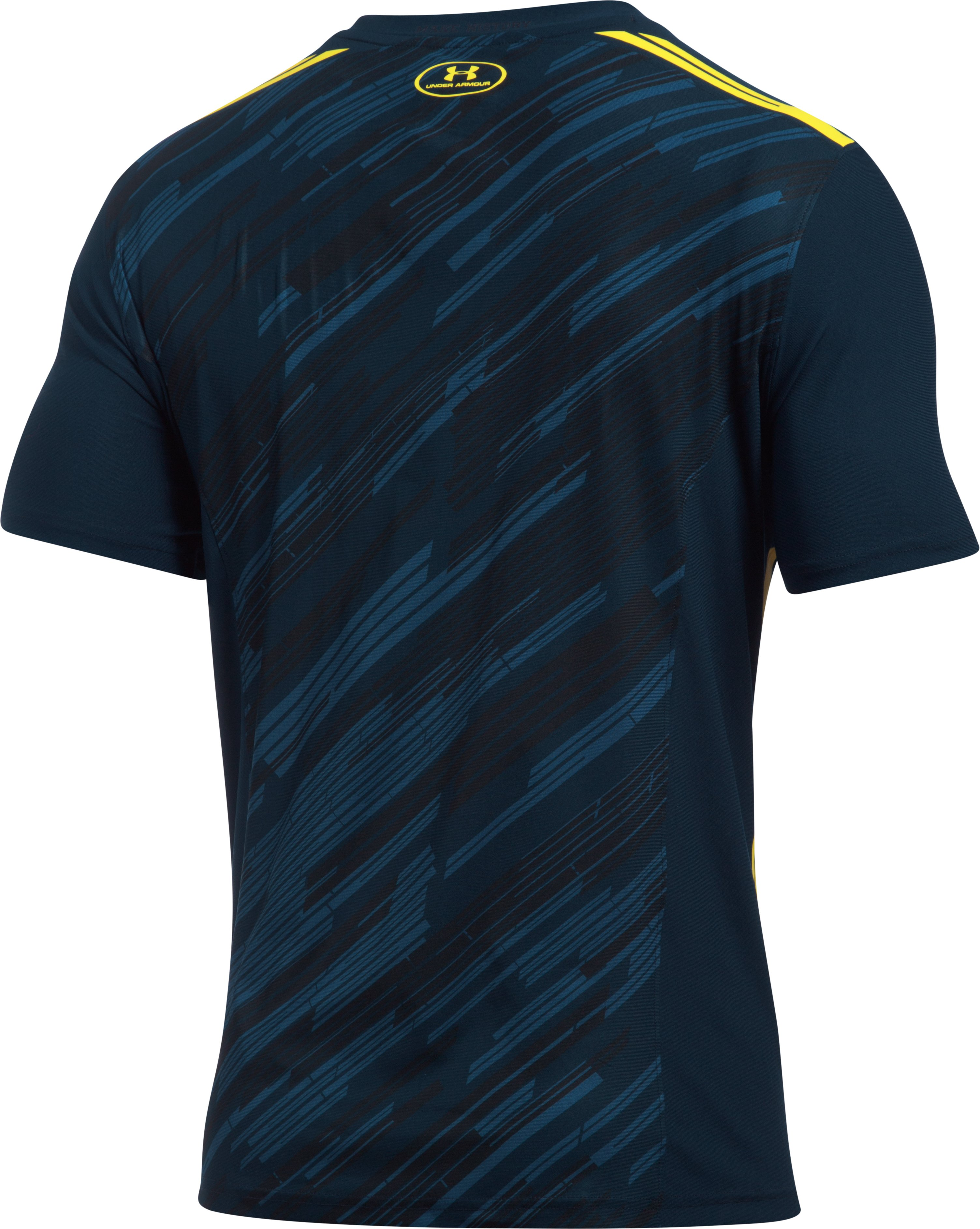 Men's NFL Combine Authentic Short Sleeve T-Shirt, Cadet,