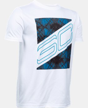 New Arrival Boys' SC30 Big Block T-Shirt LIMITED TIME: FREE SHIPPING  $24.99