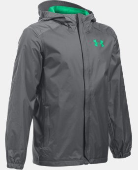Boys' UA Storm Bora Jacket  1 Color $42.74