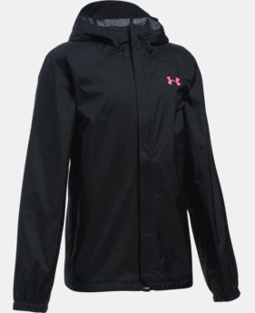 Girls' UA Storm Bora Jacket  3 Colors $42.74