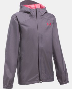 Girls' UA Storm Bora Jacket  2 Colors $63.99