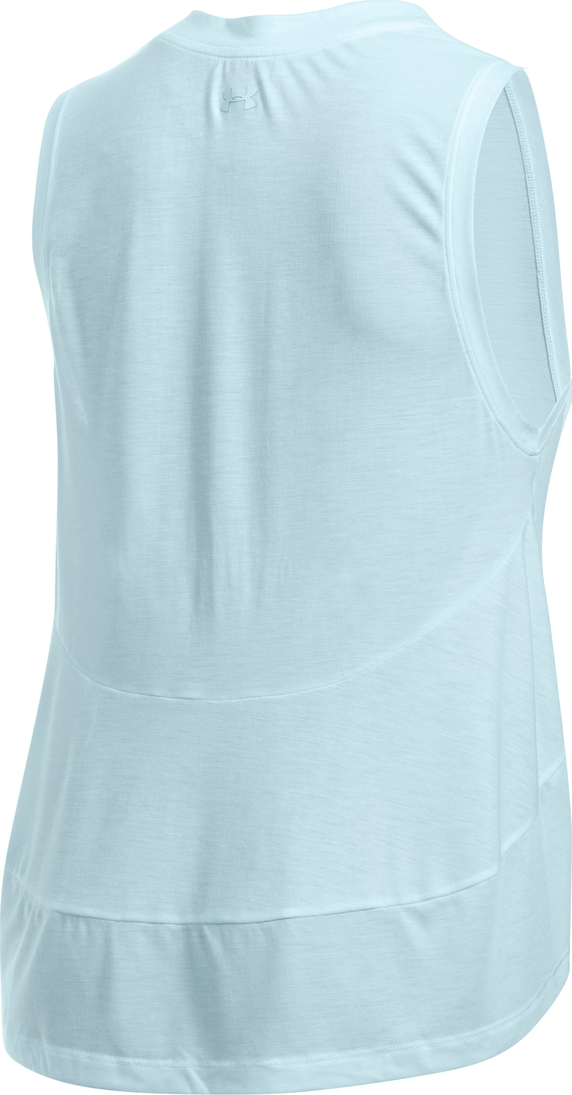 Women's UA Supreme Muscle Tank, SKYLIGHT, undefined