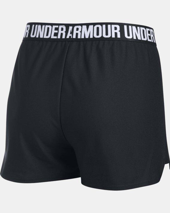 Women's UA Play Up 2.0 Shorts, Black, pdpMainDesktop image number 8