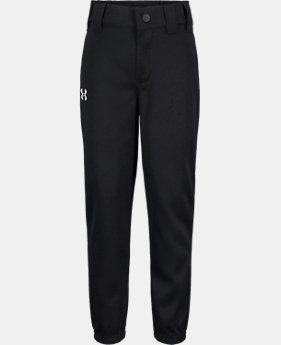 Boys' Pre-School UA Baseball Pants  3 Colors $18.99