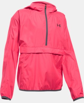 Girls' UA Woven Jacket  1 Color $24.74 to $31.49