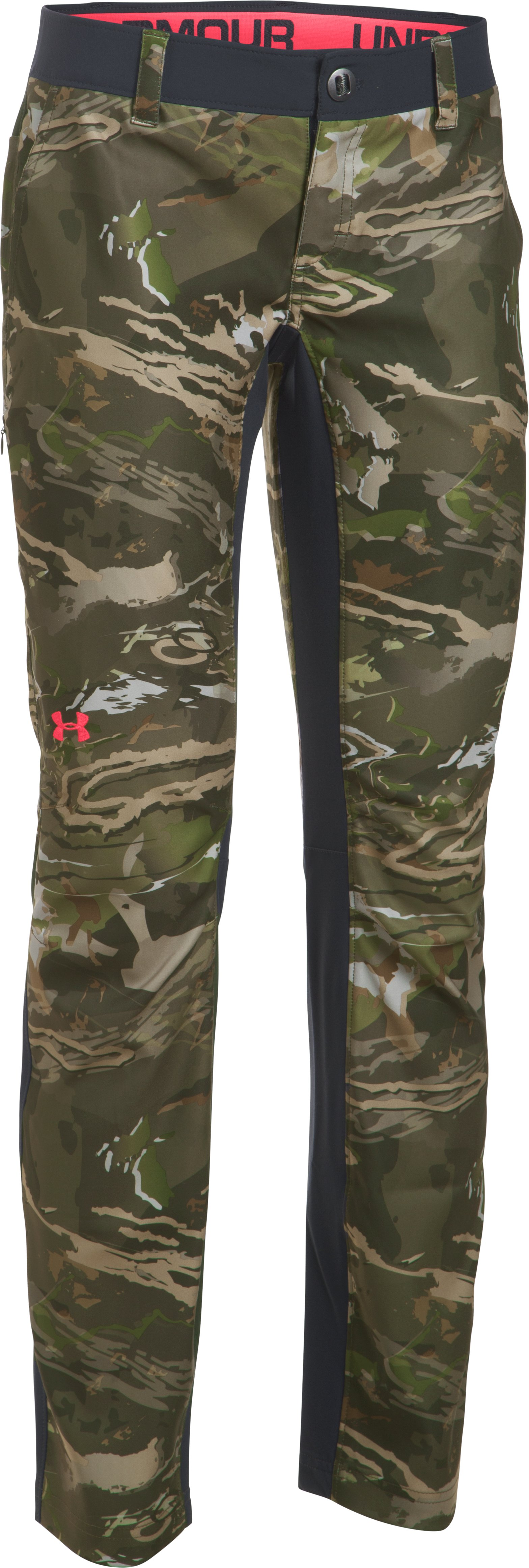 Women's UA Fletching Pants, RIDGE REAPER® FOREST