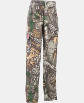 Girls' UA Fletching Pants  1 Color $44.99