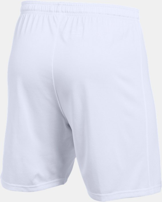 Men's UA Microthread Match Shorts, White, pdpMainDesktop image number 8