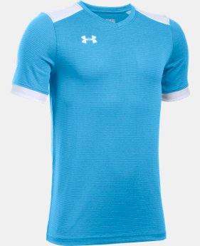 Kids' UA Threadborne Match Jersey  1  Color Available $34.99