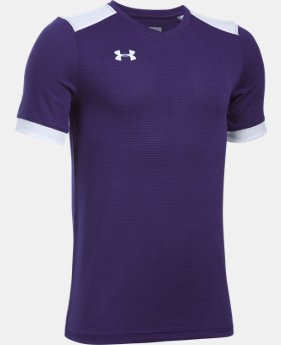 Kids' UA Threadborne Match Jersey  1 Color $34.99