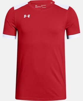 Kids' UA Threadborne Match Jersey  2  Colors Available $34.99