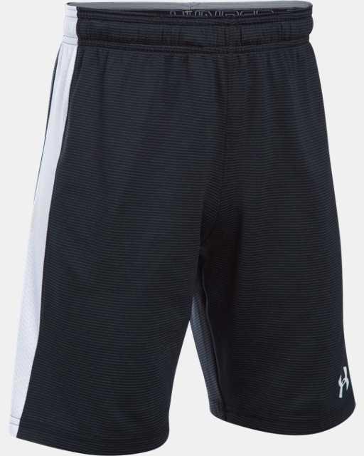 Boys' UA Threadborne Match Shorts