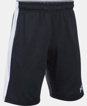 New Arrival  Boys' UA Threadborne Match Shorts  2 Colors $29.99