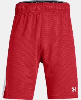 Boys' UA Threadborne Match Shorts  3  Colors Available $24.99