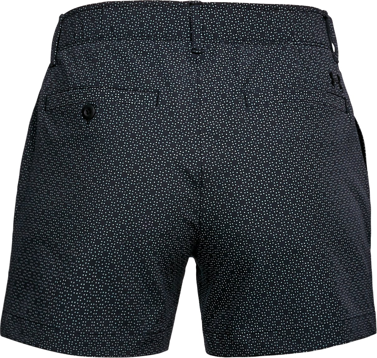 "Women's UA Links Printed 4"" Shorty, Black , undefined"