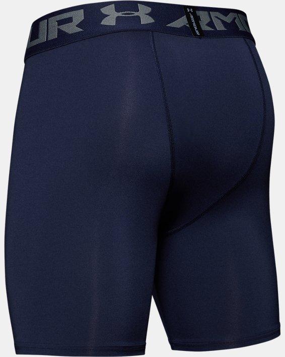 Men's HeatGear® Armour Shorts, Navy, pdpMainDesktop image number 5