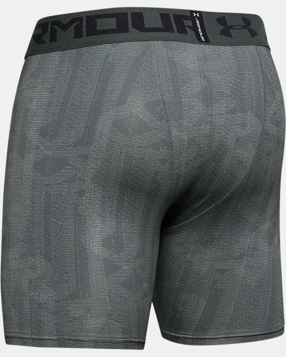 Men's HeatGear® Armour Shorts, Gray, pdpMainDesktop image number 5