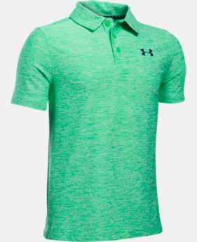 Boys' UA Playoff Polo Shirt  1 Color $31.99 to $33.99