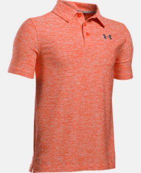Boys' UA Playoff Polo Shirt  1 Color $22.49