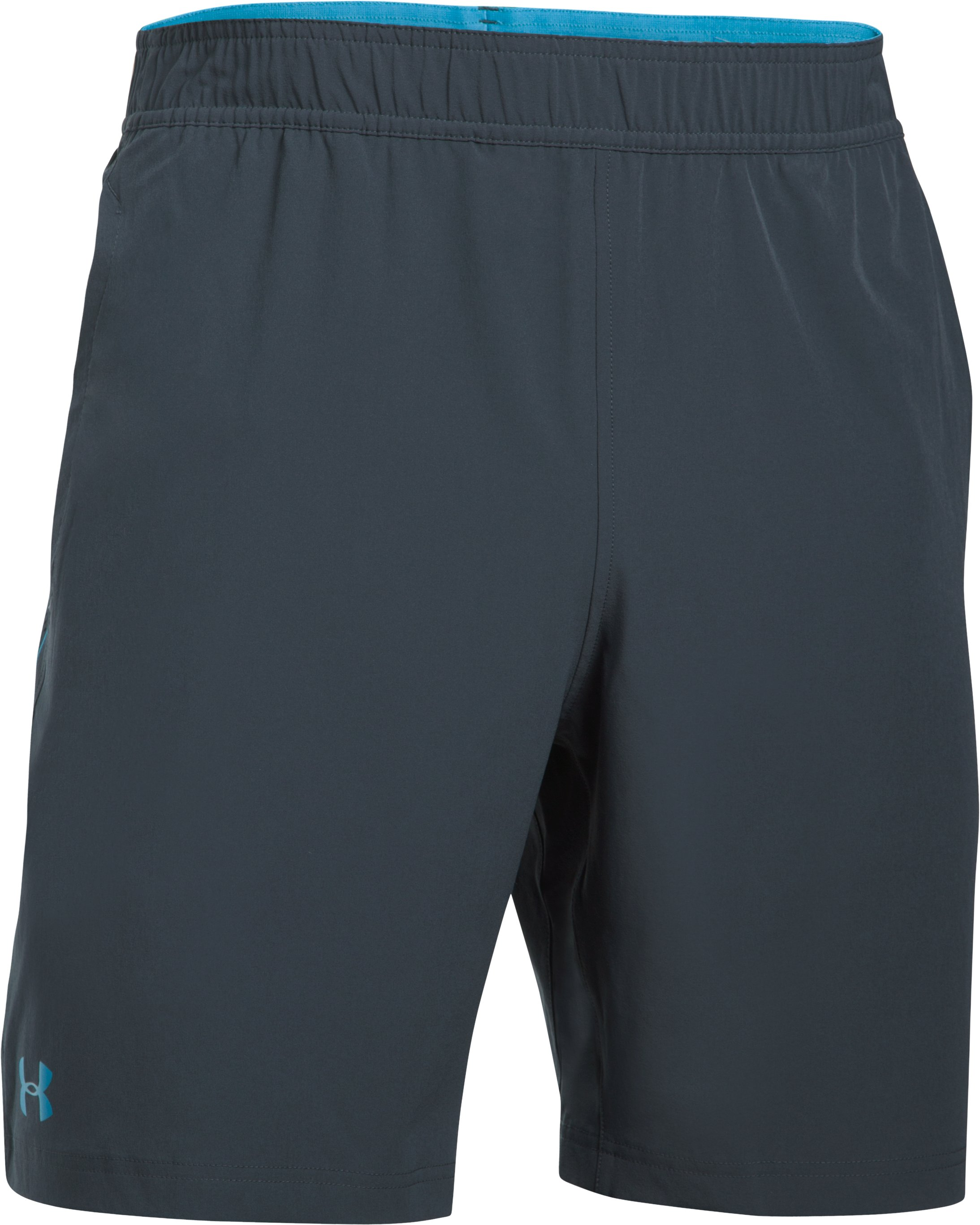 Men's UA Storm Vortex Shorts, STEALTH GRAY