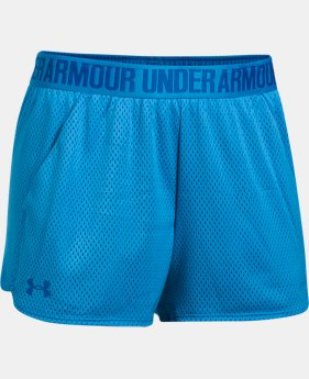 Best Seller Women's UA Play Up Shorts 2.0 - Mesh  5 Colors $29.99