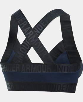 Women's UA Opening Night Strappy Bra  1 Color $0