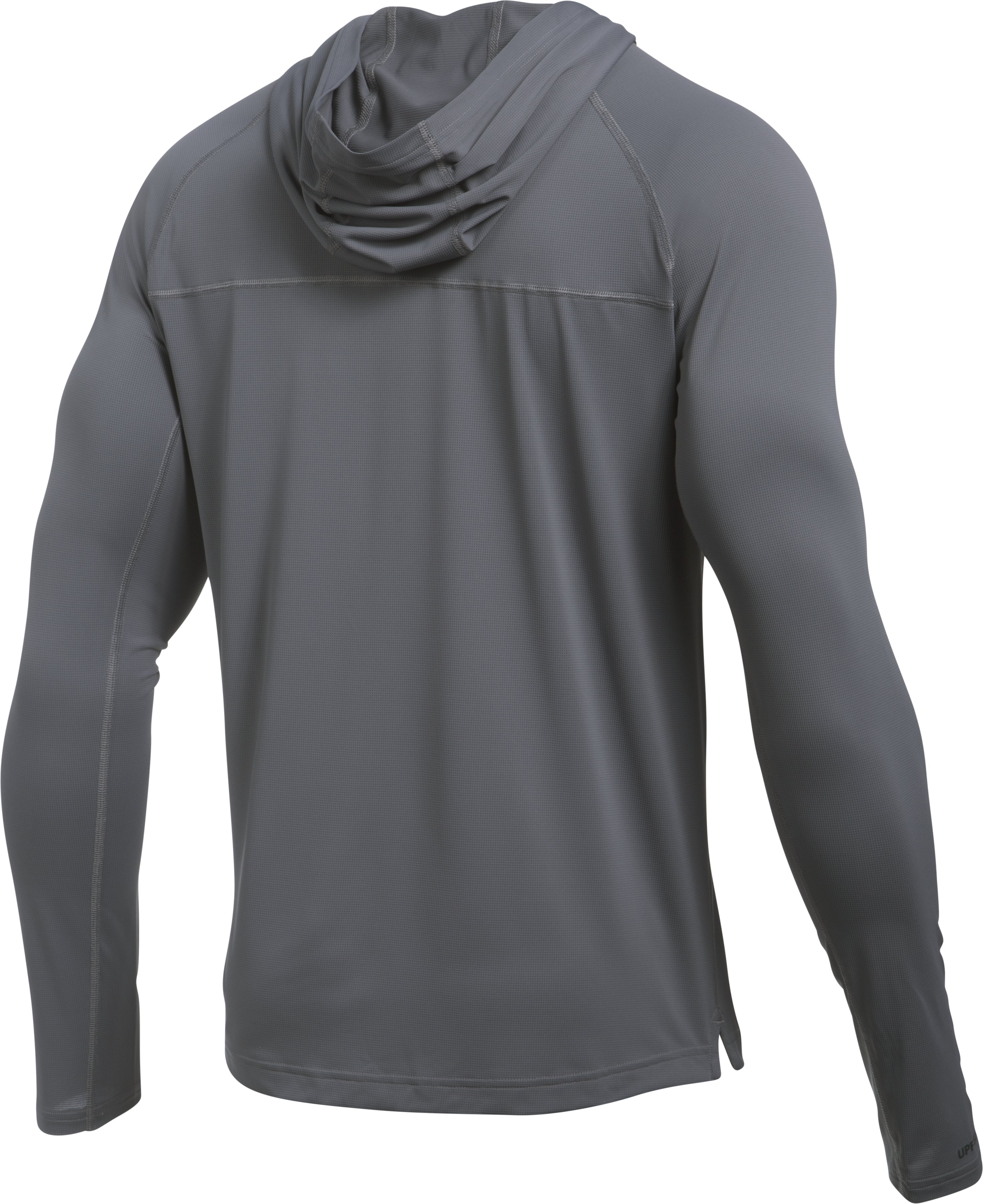 Men's UA The 50 Hoodie, Graphite, undefined