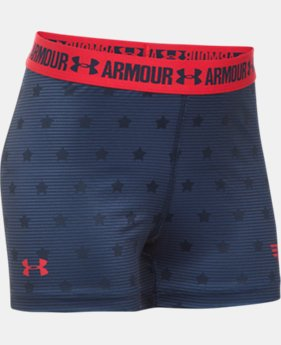 Girls' Under Armour® Alter Ego Wonder Woman Armour® Shorty  1 Color $34.99