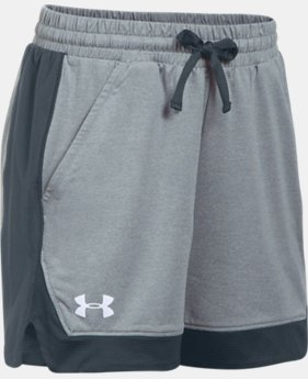 Girls' Armour Sports Shorts  1 Color $19.79