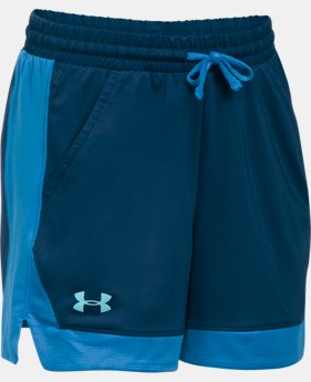 Girls' Armour Sports Shorts  1 Color $11.99 to $15.74