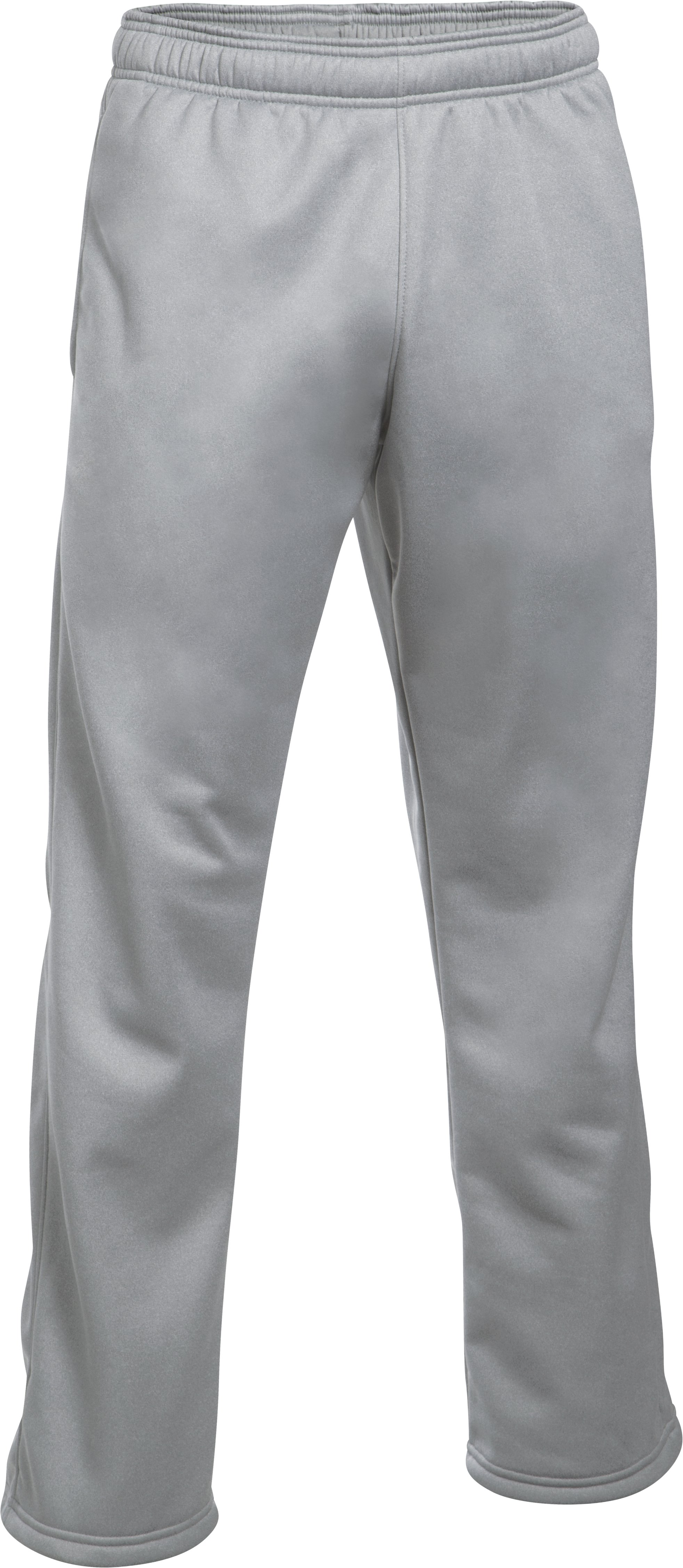 Men's UA In The Zone Pants, True Gray Heather,