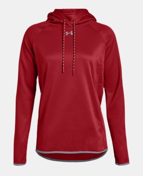 e76ce2215e1e Women s UA Double Threat Armour Fleece® Hoodie 1 Color Available  54.99