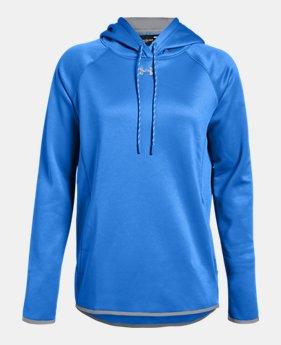 2a71dd57bedb Women s UA Double Threat Armour Fleece® Hoodie 1 Color Available  54.99