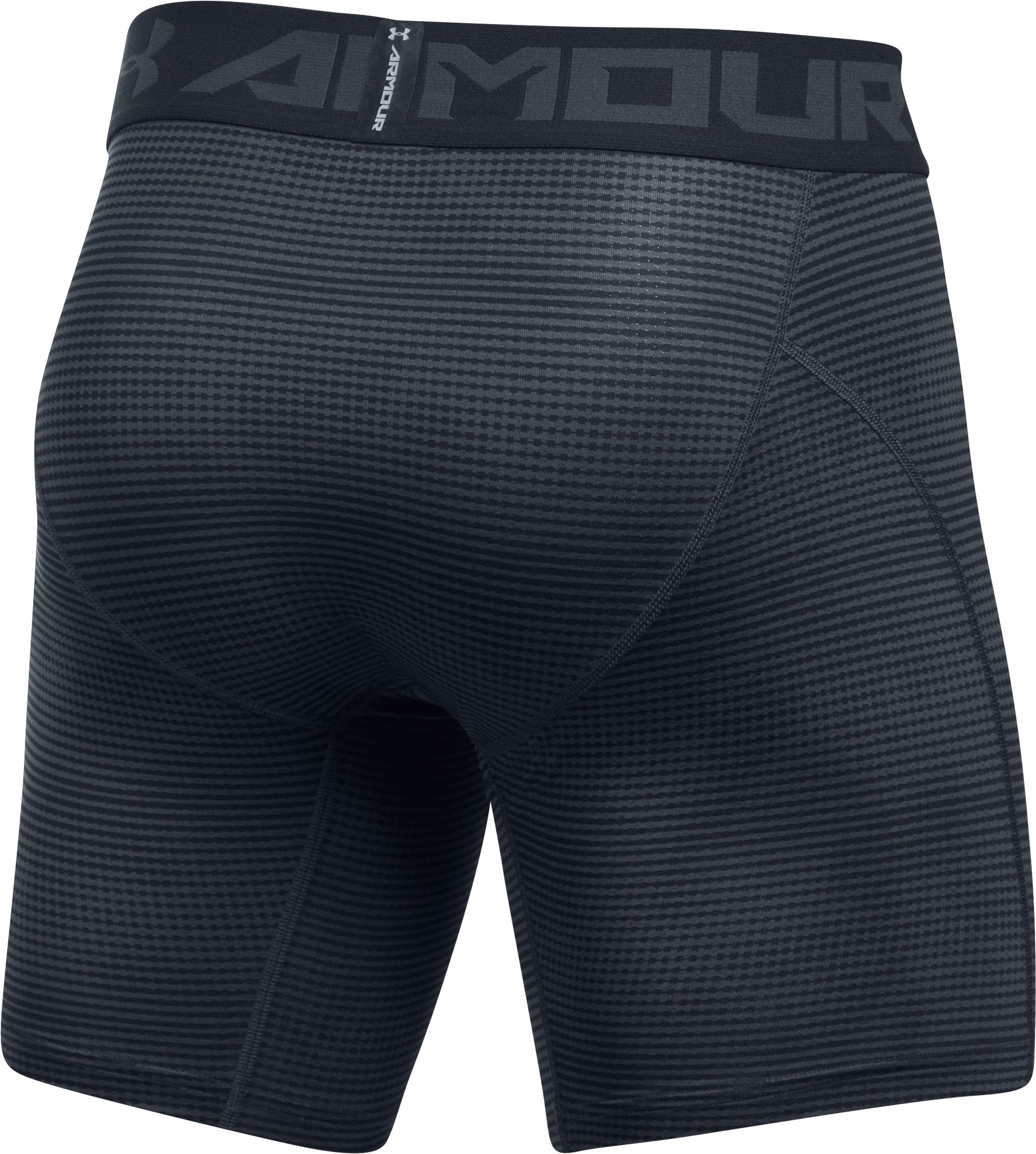 Men's HeatGear® CoolSwitch Armour Shorts, ANTHRACITE