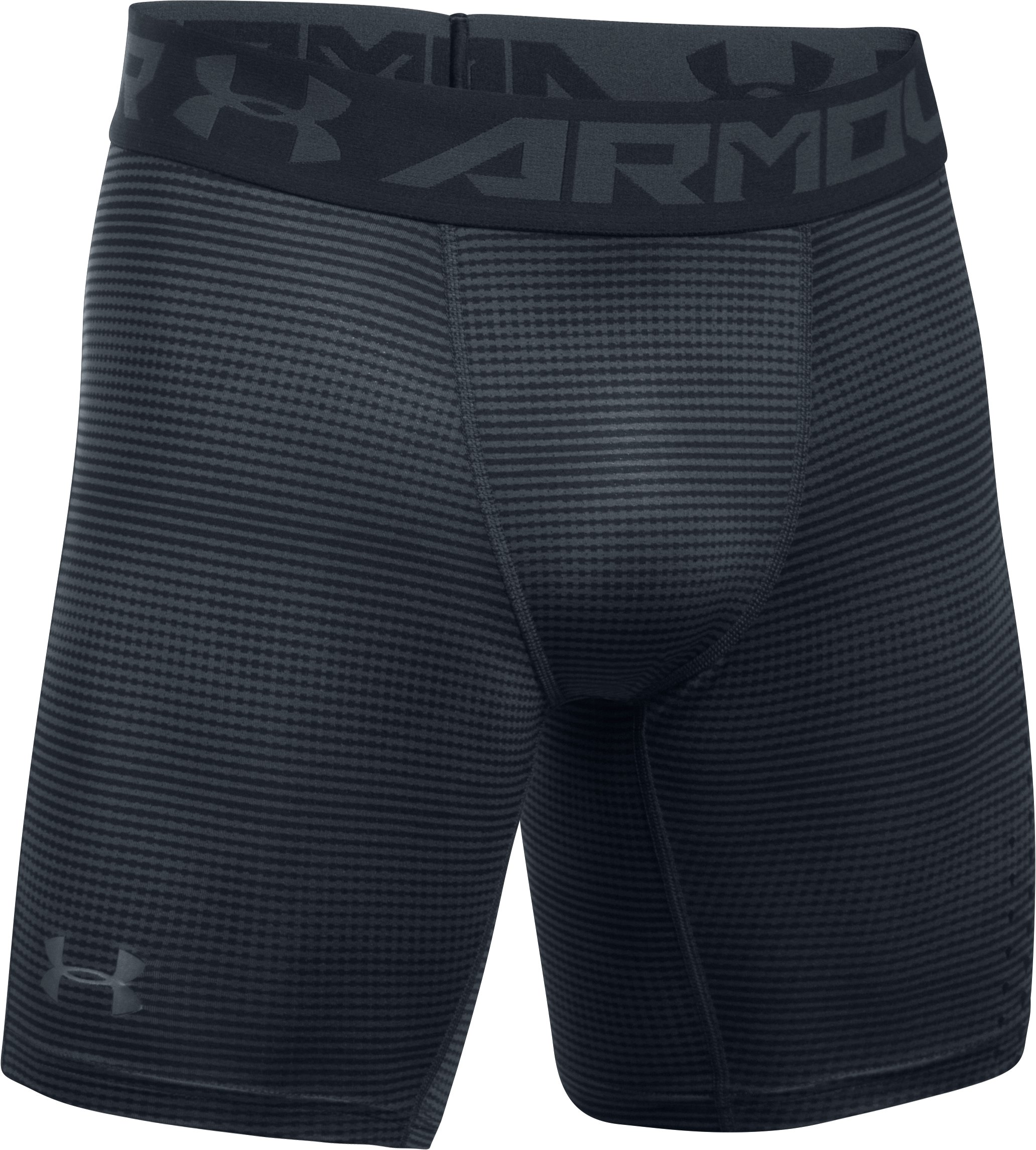 Men's HeatGear® CoolSwitch Armour Shorts, ANTHRACITE,