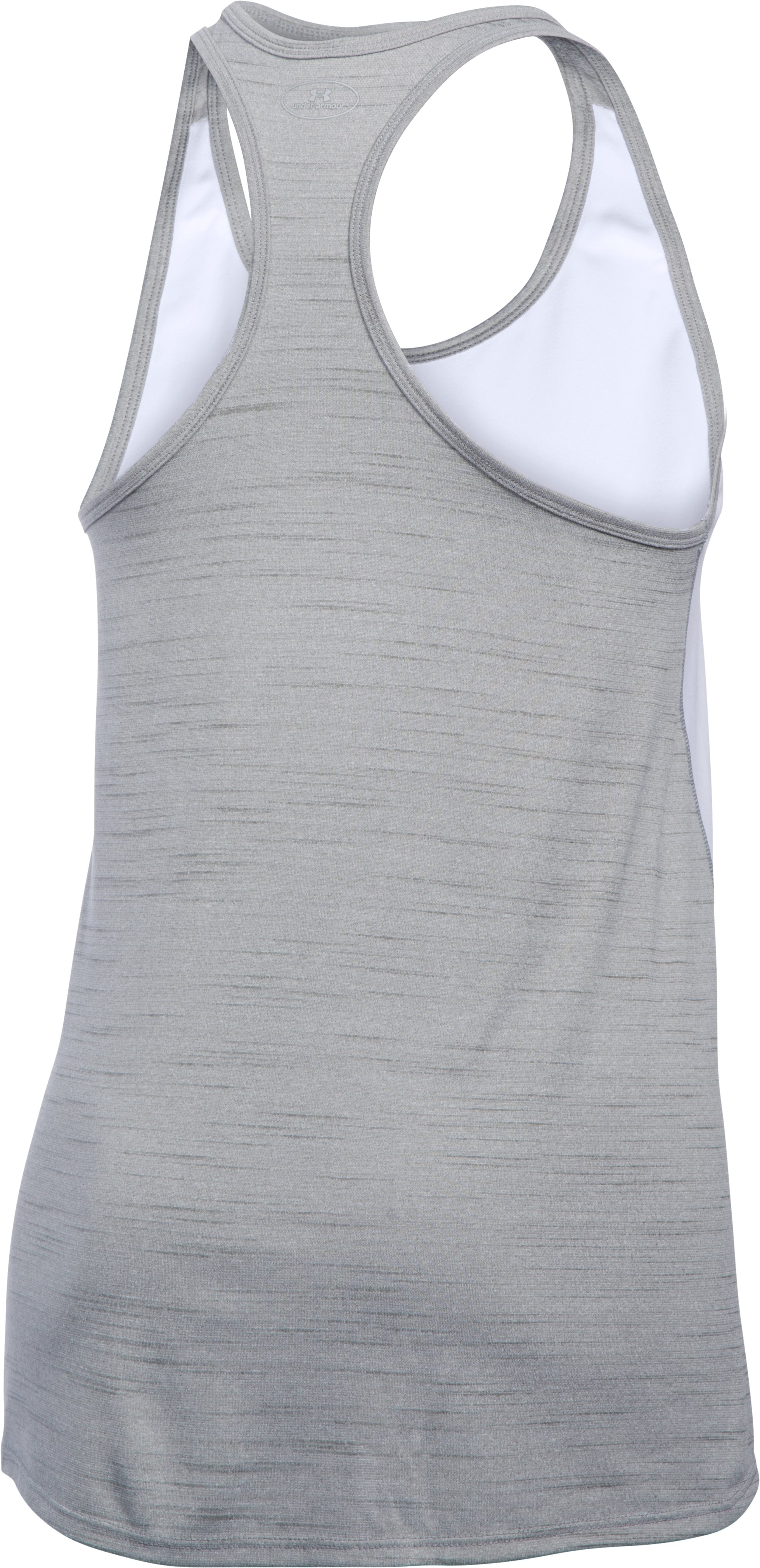 Women's Arizona Diamonbacks UA Tech™ Tank, White,