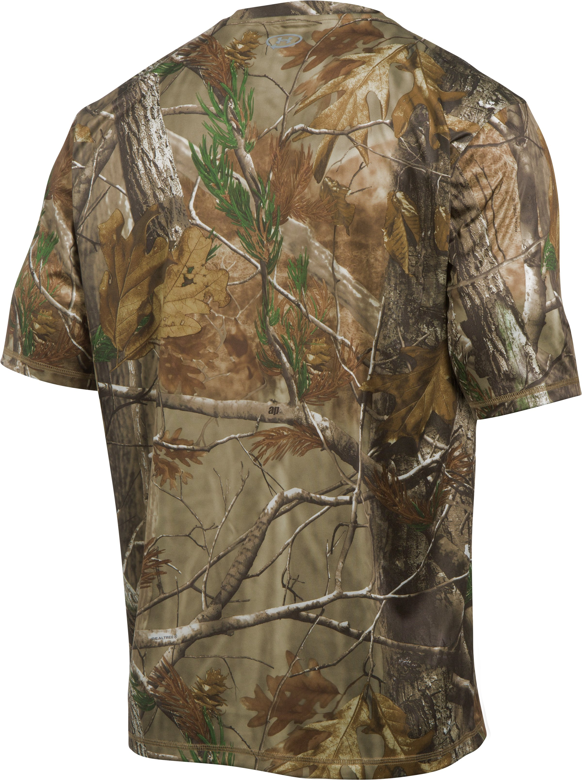Men's Houston Astros Camo Tech™ T-Shirt, Realtree AP, undefined