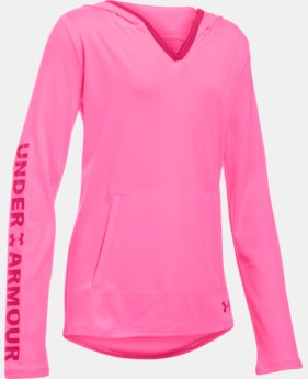 New Arrival Girls' UA Tech Hoodie  1 Color $34.99