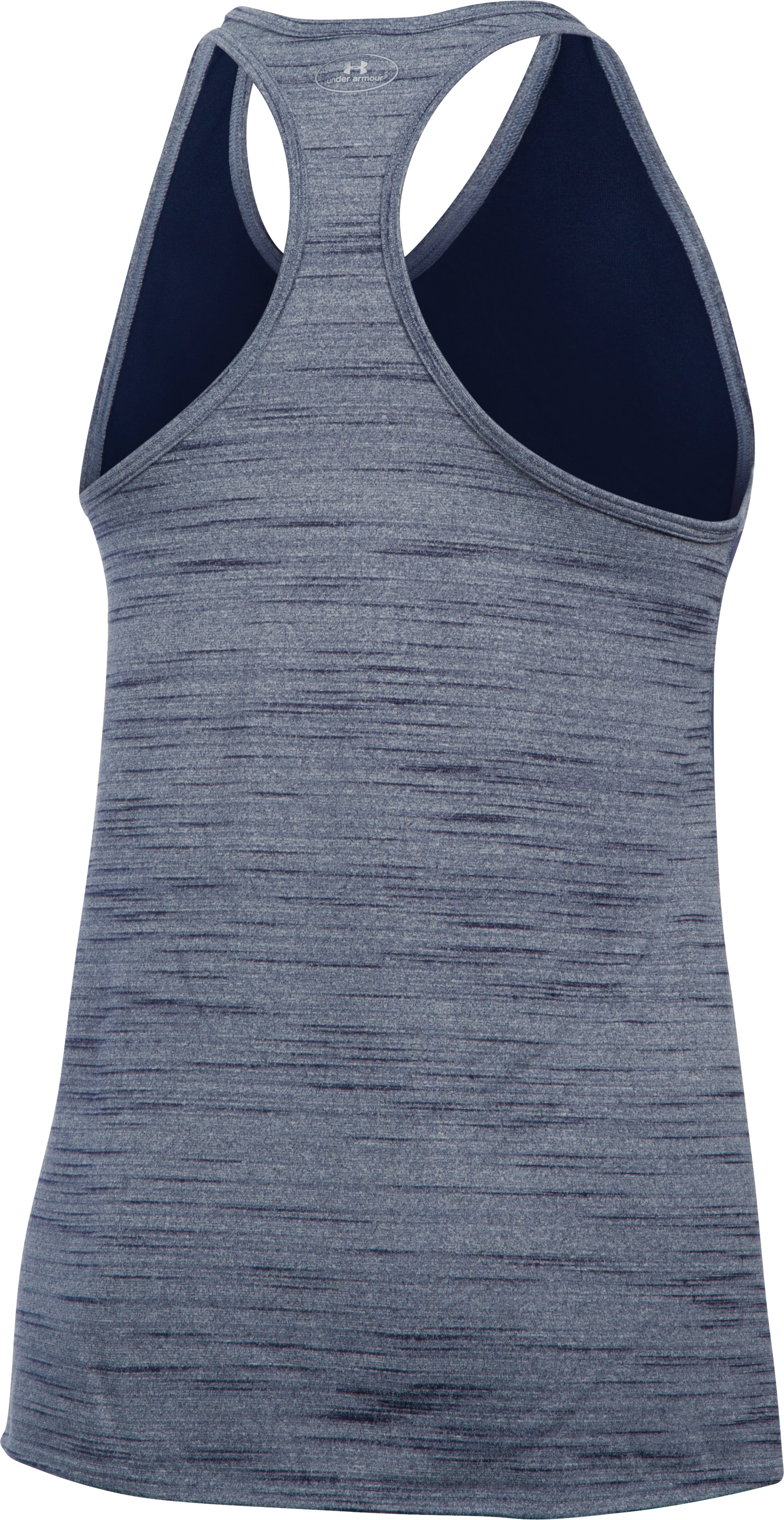 Women's Washington Nationals UA Tech™ Tank, Midnight Navy