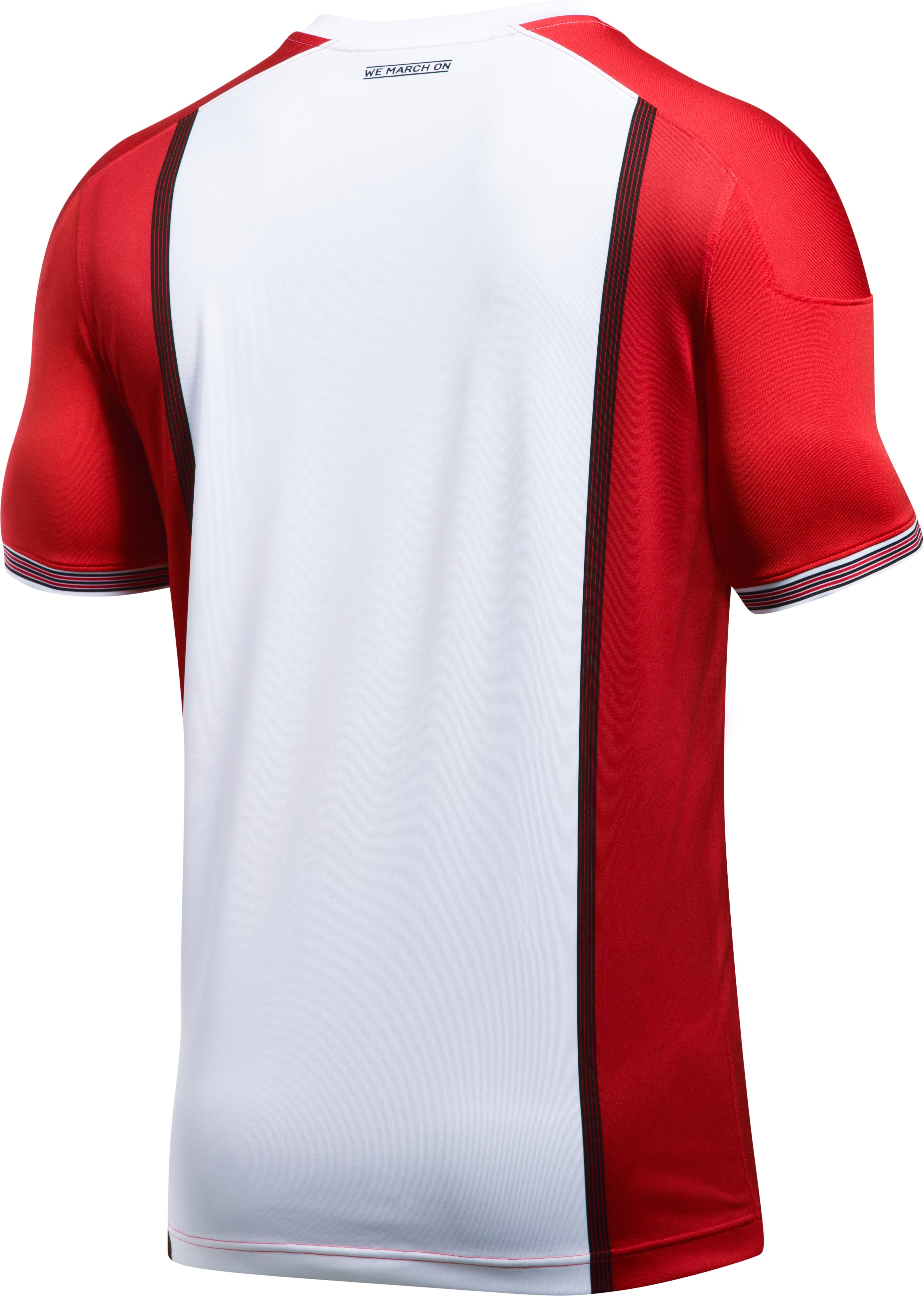 Men's Southampton Replica Jersey, Red,