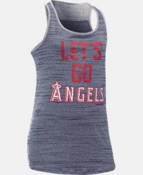 Girls' Los Angeles Angels UA Tech™ Tank