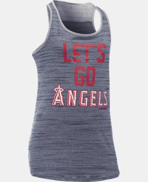 Girls' Los Angeles Angels UA Tech™ Tank  1 Color $22.99
