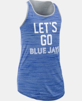 Girls' Toronto Blue Jays UA Tech™ Tank