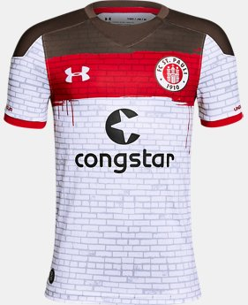 Kids' St. Pauli Replica Jersey  1 Color $70