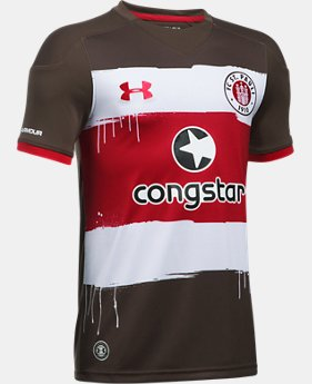 Kids' St. Pauli Replica Jersey  1 Color $48.99