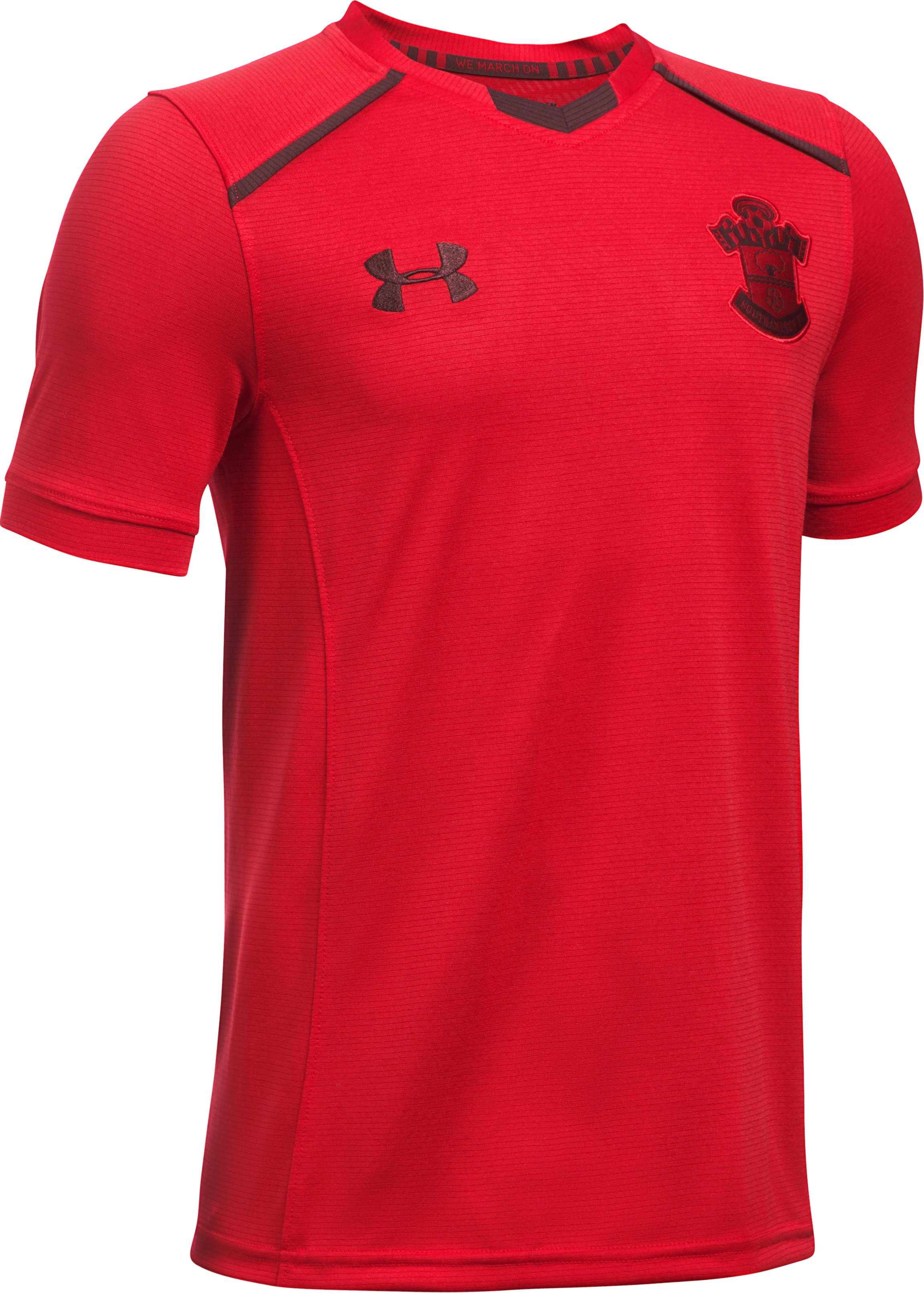 Kids' Southampton Training Short Sleeve, Red
